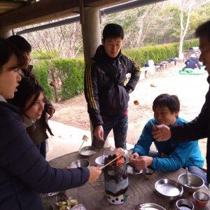 貝塚キャンプ